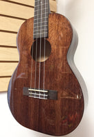 Koloa KU-650 All-Solid Baritone Ukulele w/Hard Case (used)