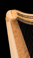 FH26 Double-Strung Harp by Dusty Strings
