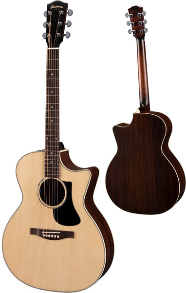 Eastman PCH2-GACE Grand Auditorium Acoustic-Electric Guitar