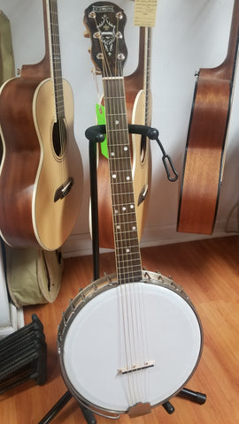 Epiphone 6-string Guitar Banjo (used)