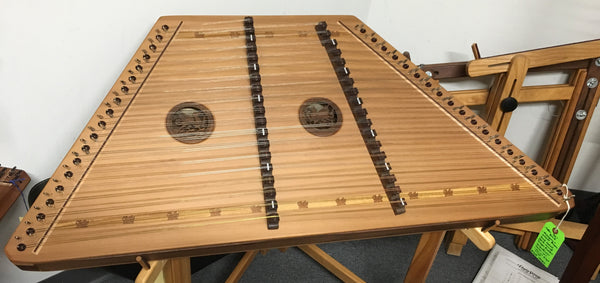 June Apple 19/18 Welsh Hammered Dulcimer