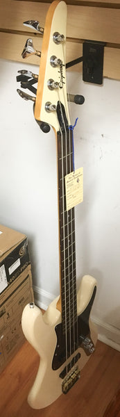 Epiphone J-Style Electric Bass Guitar (used)