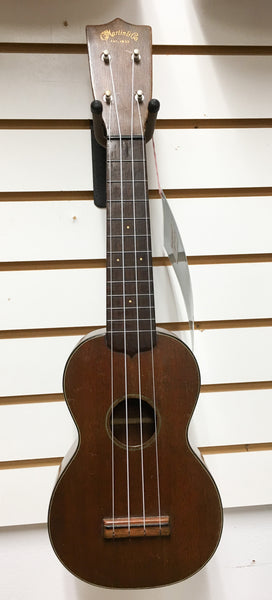 Martin Style 1 Soprano Ukulele, 1932-33, with Case (used)