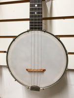 Banjo-Ukulele, ca. 1930, unmarked, poss. Regal (used)