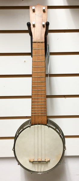 Unusual Banjo-Ukulele, Maker Unknown (used)