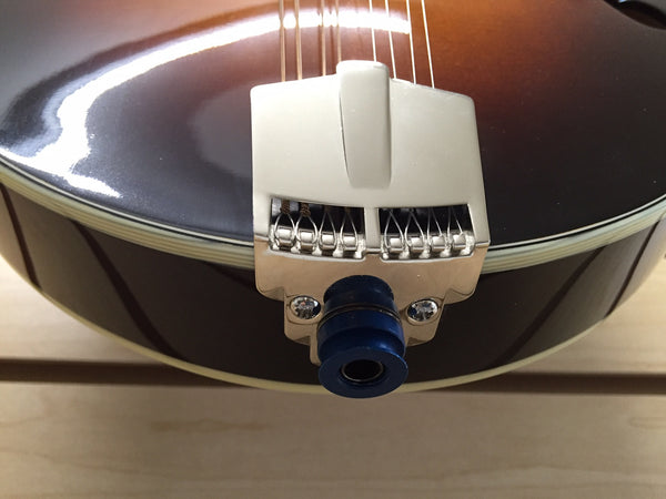 Eastman MD615-SB F-Style Acoustic-Electric Mandolin