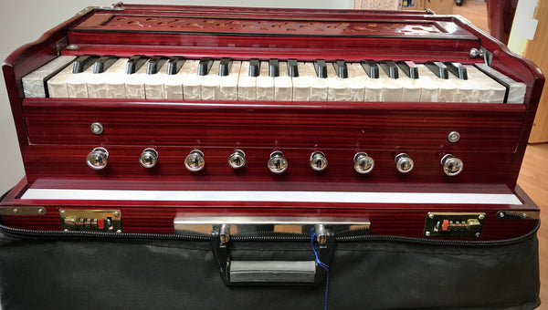"The ""Wynne Paris Model"" Harmonium"