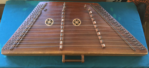 Custom-Made 13/12 Sam Rizzetta Hammered Dulcimer (used)