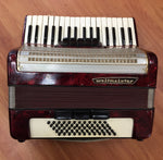 Weltmeister 60-bass Accordion (used)