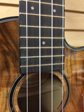 Breedlove Lu'au Concert Natural Shadow CE Ukulele (factory second)