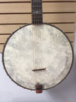 """The Bell"" Puntolillo Banjo-Guitar (used)"