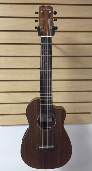 Cordoba Mini Series O-CE Acoustic / Electric Travel Classical Guitar (used)