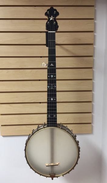 Early 20th Century Unmarked 5-String Banjo (used)