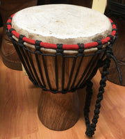 Ivory Coast Djembe Drums
