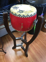 Chinese Tanggu Drum with Stand (used)