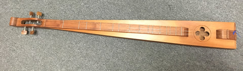 Carl Gotzmer June Apple Trapezoid Lap Dulcimer (used)