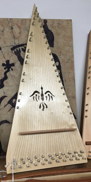 Honourable Boar Bowed Psaltery (used)