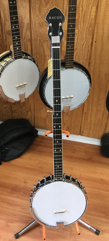 Bacon Longneck 5-String Banjo (used)