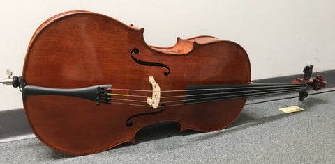 Johnannes Kohr K500CP 3/4 Cello with Soft Case