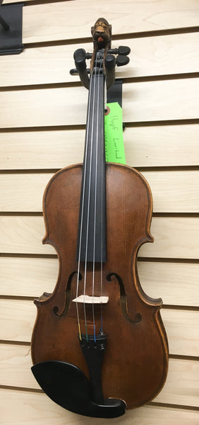 Hopf Lion-Head Fiddle (used)
