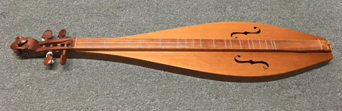 Keith Young Frog Head Lap Dulcimer (used)