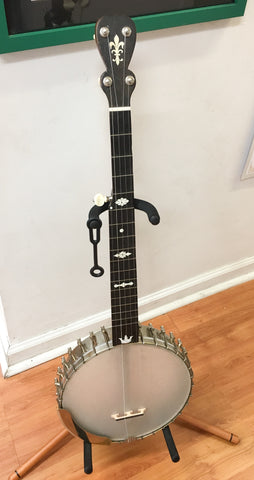 Early 1900s Composite Openback 5-String Banjo (used)