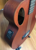 Spector Timbre Acoustic-Electric Bass Guitar