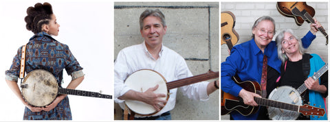 Sun June 11 - Old-Time Banjo Festival Workshops