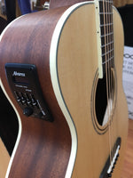 Alvarez Artist LJ2E Little Jumbo acoustic / electric Travel Guitar