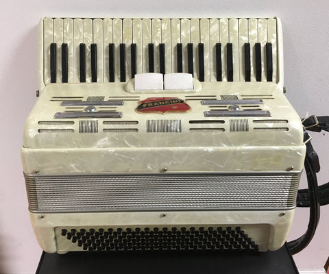 Francini 120-bass Accordion (used)