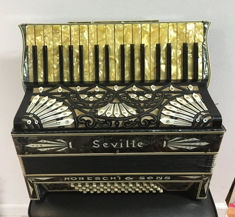 Moreschi Seville 48-bass Accordion (used)