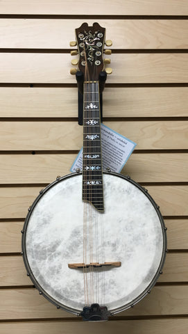 Banjo-Mandolin, probably Lyon & Healy (used)