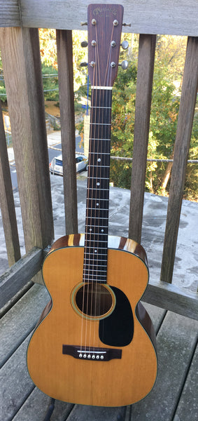 Martin 0-18 Guitar, 1971, with case (used)