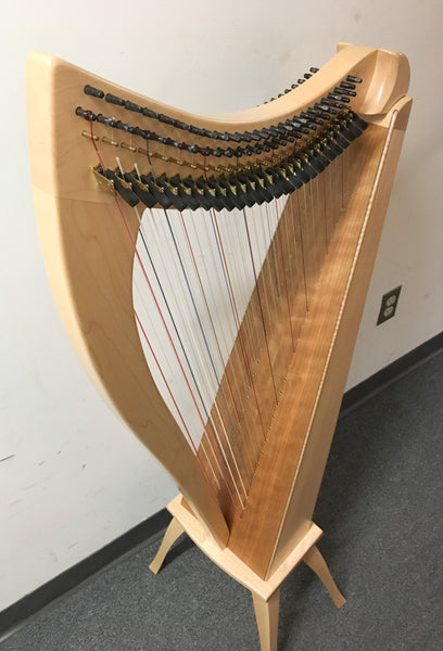 Dusty Strings FH26 Double-Strung Harp (used)