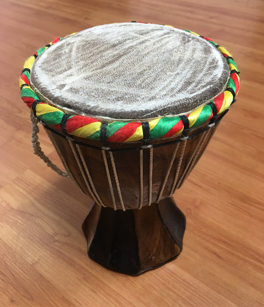 Mini African Djembe Drum