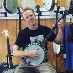 Thurs. July 30 - ONLINE Banjo Workshop: Level Up Your Tunes w/Justin Heath