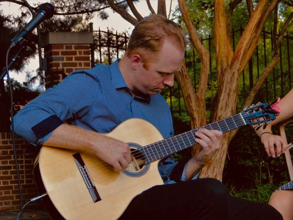 Thurs. April 16th - ONLINE Jazz Chords Guitar Workshop w/Justin Heath