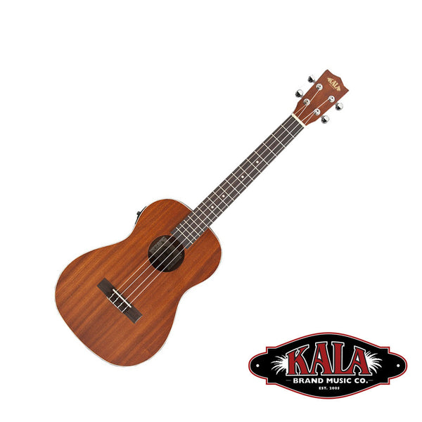 Kala Mahogany Series KA-BE acoustic / electric Baritone Ukulele
