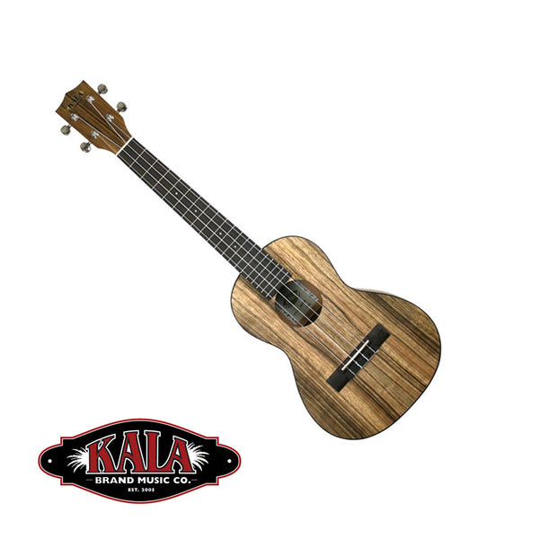 Kala Pacific Walnut Series KA-PWT-LH Left-Handed Tenor Ukulele