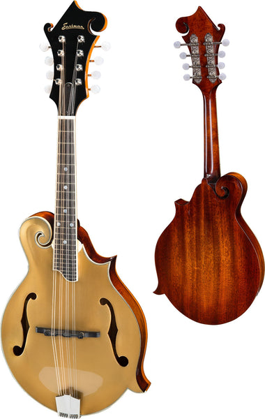 Eastman MD415-GD Gold Top F-Style Mandolin