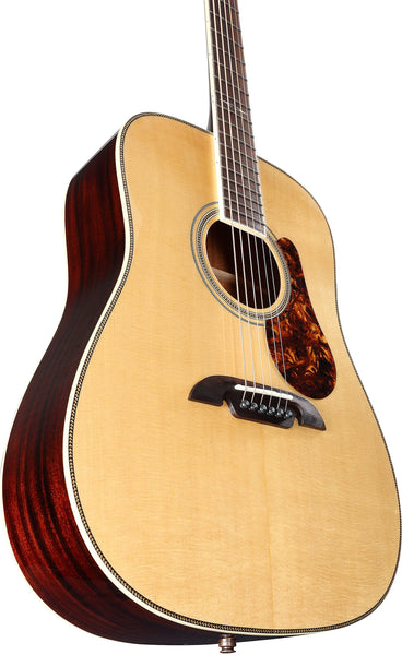 Alvarez Masterworks MD60EBG acoustic / electric Dreadnought Guitar