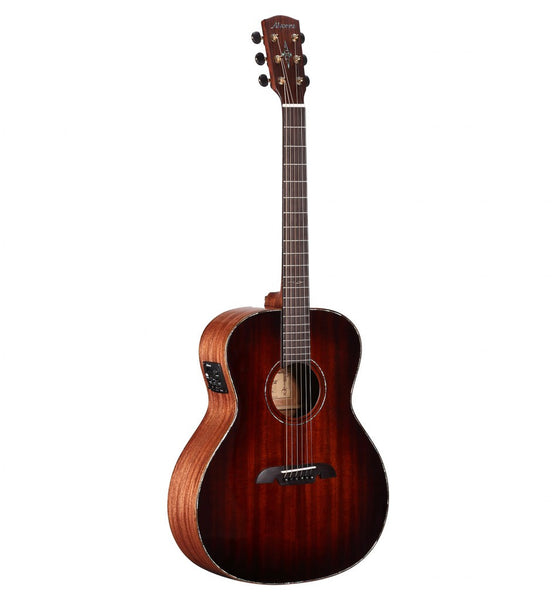 Alvarez Masterworks MGA66ESHB acoustic / electric Shadowburst Grand Auditorium Guitar