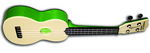 Makala Waterman Composite MK-SW Soprano Ukulele (Specialty Color)