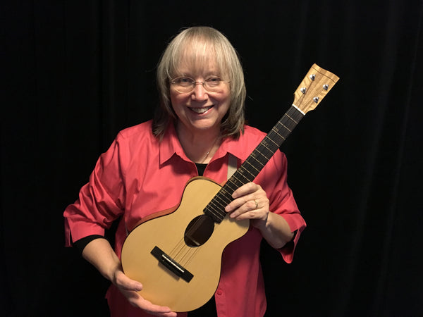 Ukulele & Tenor Banjo Group Classes w/Marcy Marxer