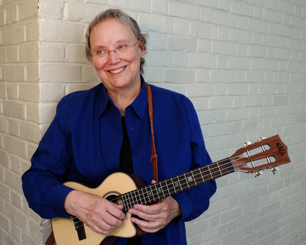 Tuesdays Starting October 2 - Ukulele Classes w/Marcy Marxer
