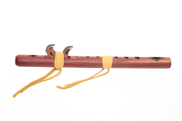 "Pocket Flute, ""A,"" Aromatic Cedar by High Spirits"