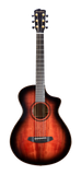 Breedlove Oregon Concertina Sunset Burst CE Acoustic-Electric Guitar