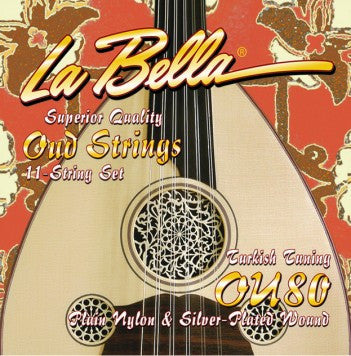 La Bella Oud String Set