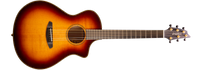 Breedlove Oregon Concert Whiskey Burst CE Sitka-Myrtlewood Acoustic-Electric Guitar