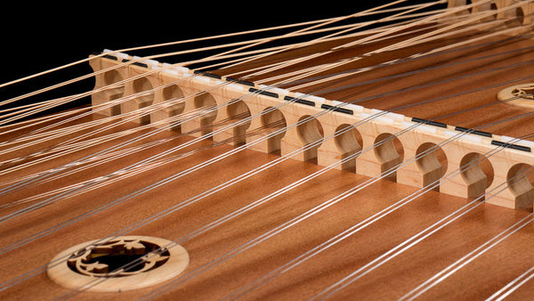 PD40 Piano Hammered Dulcimer by Dusty Strings